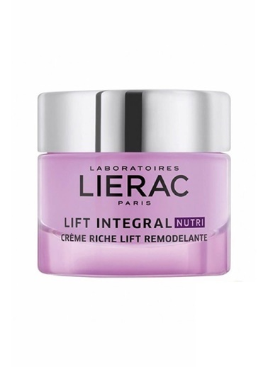 Lierac LIERAC Lift Integral Sculpting Lift Rich Cream 50 ml - Kuru, çok kuru ciltler Renksiz